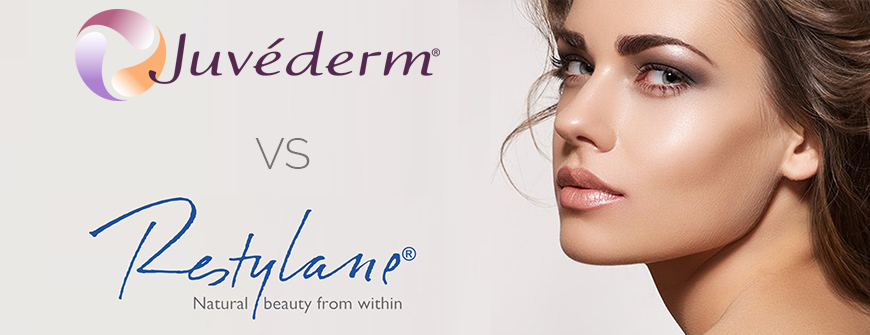 Difference between Juvederm and Restylane - Dermatology